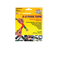 E-Z Fuse Tape, Red 36ft, Super Glue