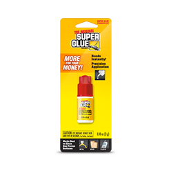 Super Glue - Spill Resistant Bottle
