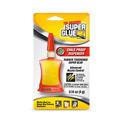 Rubber Toughened Super Glue