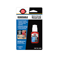 Pro Lok™ Removable Thread Lock, 6 ml